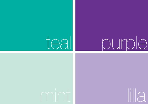 love these color together - colors for Savannah's playroom