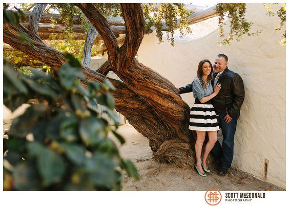 Abbie & Matt's Central Coast engagement photos
