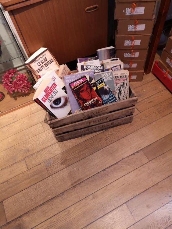 Boîte à livres Mons 2