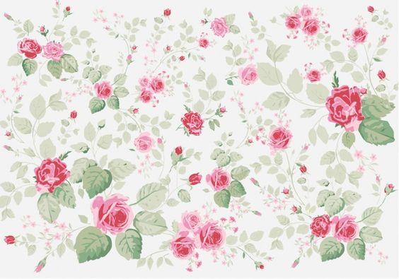 Fotomural Placeres rosados