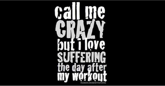 Love Feeling So Sore After a Workout You Can Hardly Walk? Then You'll Love These Quotes