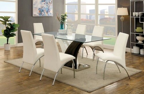 14 Best Ultra Modern Dining Images On Pinterest  Dallas White Cool Ultra Modern Dining Room Design Ideas