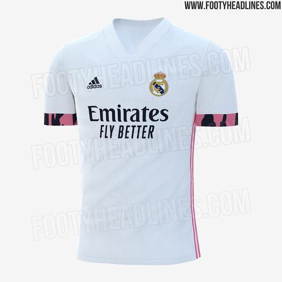 Madrid 20 21 Home Shirt Real Madrid Kit Real Madrid Real Madrid Home Kit