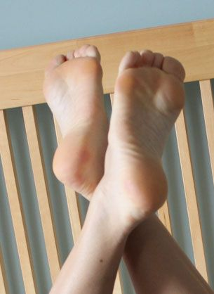 One Week to Softer Feet