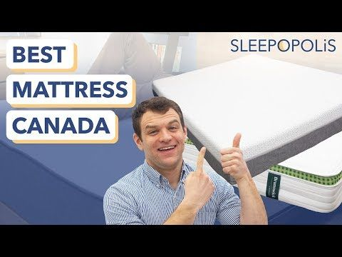 Which Mattress Is The Best Canadian Mattress Sleepopolis Is Exploring These Companies To Find Out Come Take A Look And Online Mattress Best Mattress Mattress