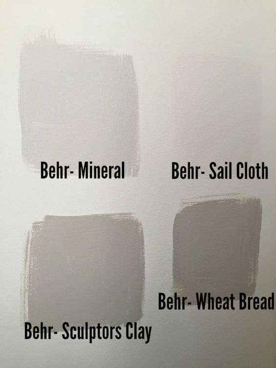 Guest bedroom makeover paint swatches paint colors for Behr neutral beige paint colors