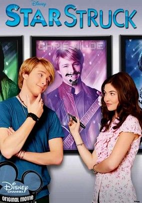 Starstruck (2010) While visiting her grandparents in Los Angeles, Midwestern teen Jessica Olson (Danielle Campbell) gets an unexpected bonus when she crosses paths with pop star Christopher Wilde (Sterling Knight) -- the very guy her sister Sara (Maggie Castle) has been trying in vain to meet. But her starstruck encounter sours when Christopher shows up on national television, denying he ever met her. Brandon Smith co-stars in this Disney Channel original movie.