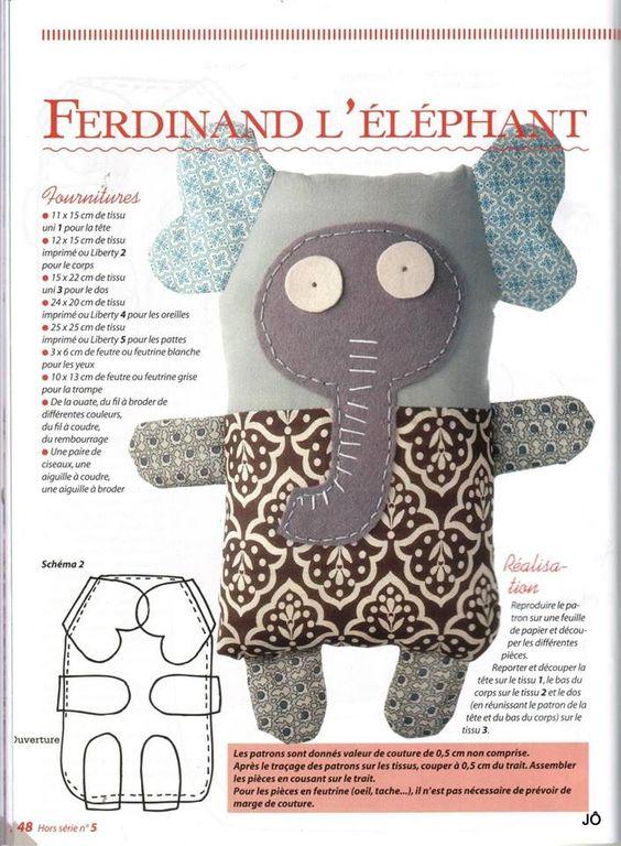 naninha elefante