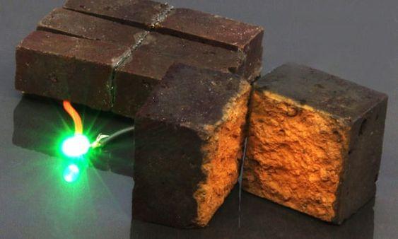 Powerhouses: nanotechnology turns bricks into batteries | Environment | The Guardian