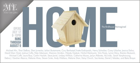Home opens a week from Saturday!