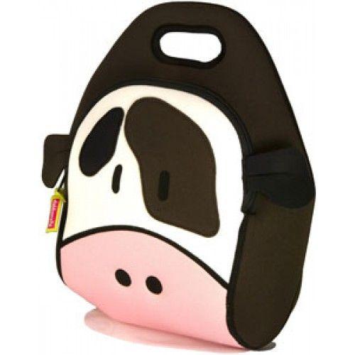 Regalos Infantiles - Portameriendas niños : Bolsa isotérmica vaca