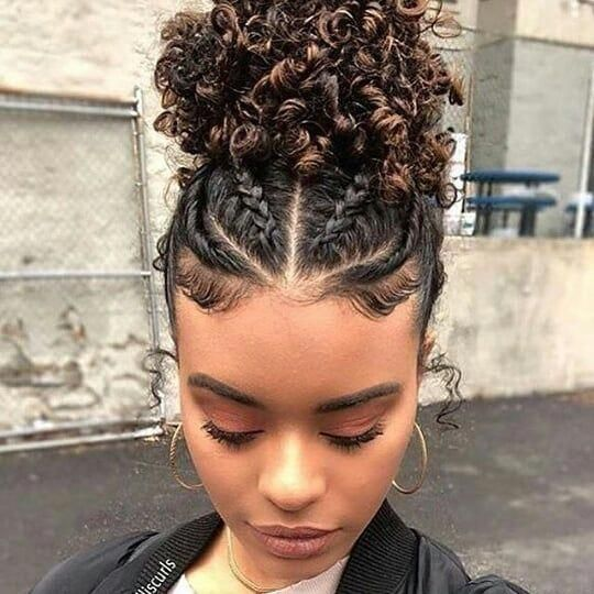 The Best Protective Hairstyles For Transitioning Hair Bridalweddinghairstyles Natural Hair Styles Easy Transitioning Hairstyles Natural Hair Braids