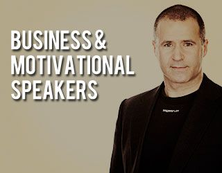 Motivational Business Speaker Superhero Cleaning