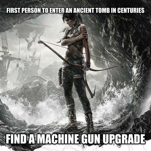 Ridiculous Video Game Logic