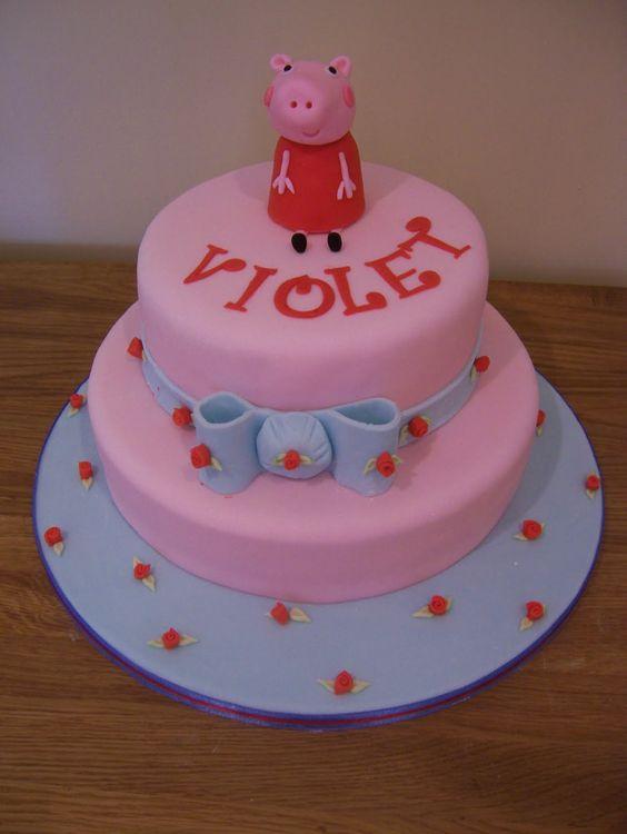 Peppa Pig Birthday Theme