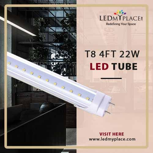T8 22w Led Tubes Is The Best Led Light That Could Save A Lot Of Your Electric Bills Ledmypalce Offers This Light At Led Tubes Led Tube Light Fluorescent Tube
