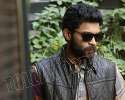 Varun Tej gives clarity on Vaitla's movie