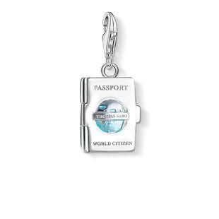 """Charm pendentif """"PASSPORT"""" de la collection Charm Club dans la boutique en ligne de THOMAS SABO"""