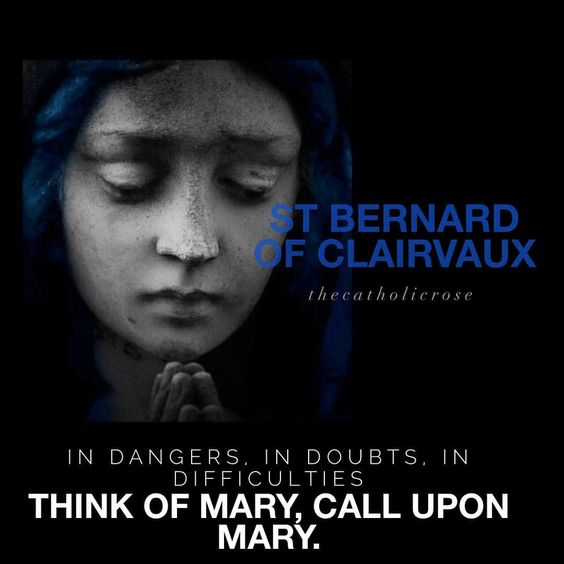 St Bernard of Clairvaux