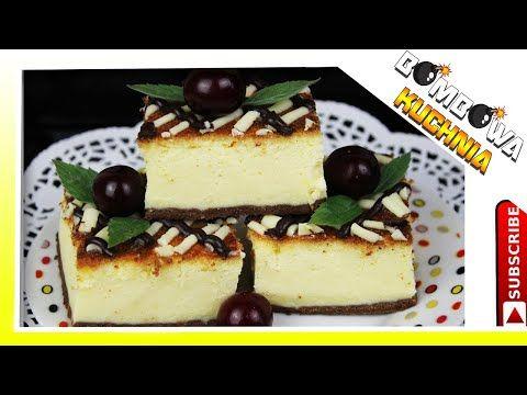 Niebianski Sernik Z Jogurtow Greckich Bombowa Kuchnia Bombowa Kuchnia Youtube Cheesecake Food Desserts