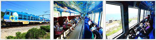Sea Train // Samcheok