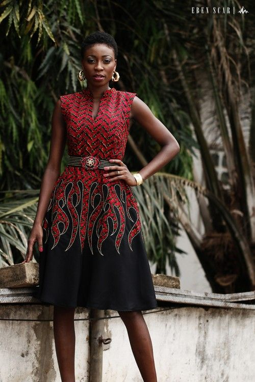 Fashion Designer From Togo Grace Wallace Presents Her