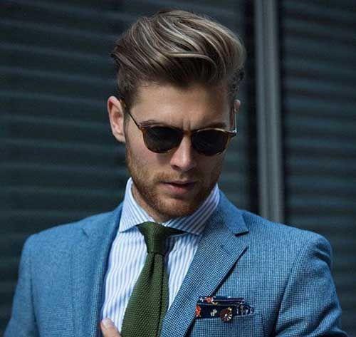 En Yeni Trend Damat Sac Ve Sakal Modelleri Sac Stilleri Erkek