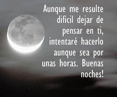 Frases De Buenas Noches Para Enamorar A Un Hombre Good Night In Spanish Quotes Night Quotes