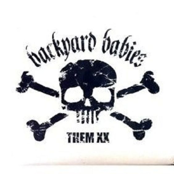 """#Backyard babies #""""them xx - best of"""" cd 12 #tracks new,  View more on the LINK: http://www.zeppy.io/product/gb/2/191365080075/"""