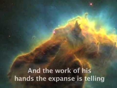 "Jehovah is His Name (Psalm 19- ""The heavens are declaring the glory of God"")"