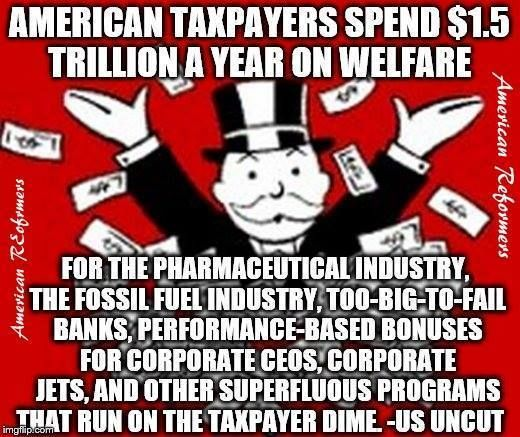 Is the Welfare System corrupted?