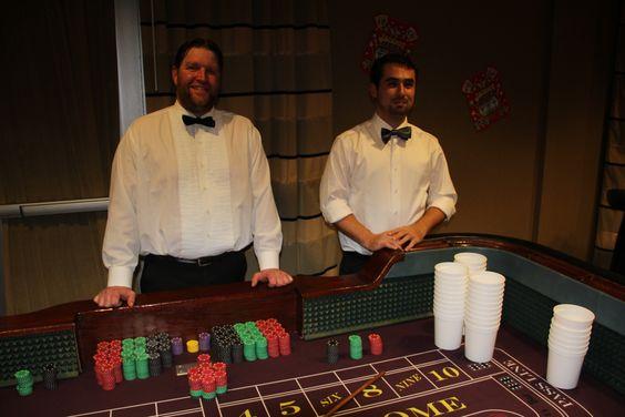 Casino Game Dealers