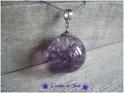 Créer une perle en résine Avec l'atelier de jade. ...
