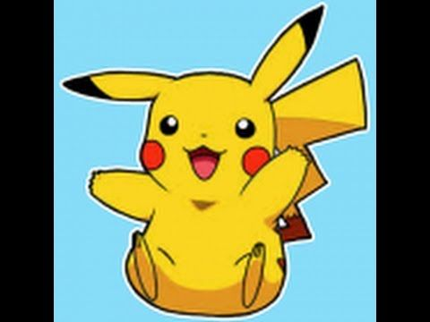 How To Draw Pikachu From Pokemon With Easy Steps Tutorial How To Draw Dat Pikachu Pokemon Drawings