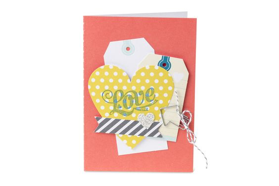 One of the 20 cards you can make with Stampin' Up!'s Everyday Occasions Cardmaking Kit!: Everyday Occasions, Occasions Kit, Cardmaking Everyday, 1 Card Kits, Cards Everyday, Bonnierodriguez Stampinup