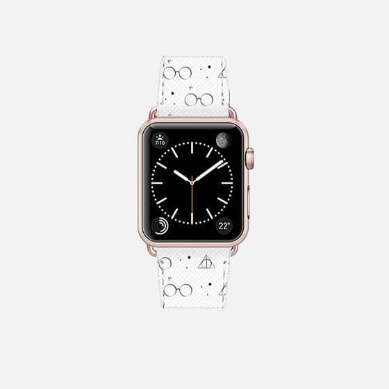 Harry Potter Pattern 38mm Apple Watch Band Apple Watch Apple Watch Bands 42mm