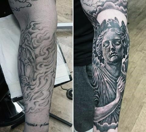 Top 59 Cover Up Tattoo Ideas 2020 Inspiration Guide Cover Up Tattoos Cover Tattoo Cover Up Tattoos For Men