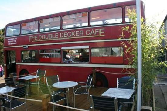 best converted double decker bus - Google Search