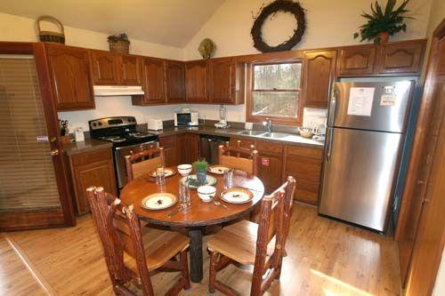 New Outlook in Gatlinburg, Tennessee: Kitchen