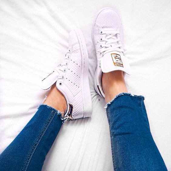 Stan Smith Rose Gold Adidas