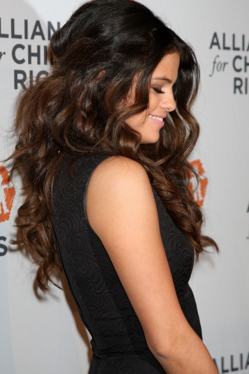#longwavyhairstyle for #thickhair