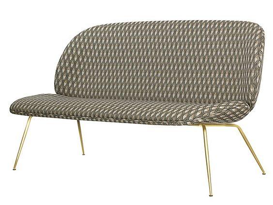 beetle sofa - gubi, maison & objet 2016