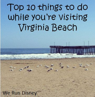 Top 10 things to do when visiting Virginia Beach, Virginia to get you off the beaten path!