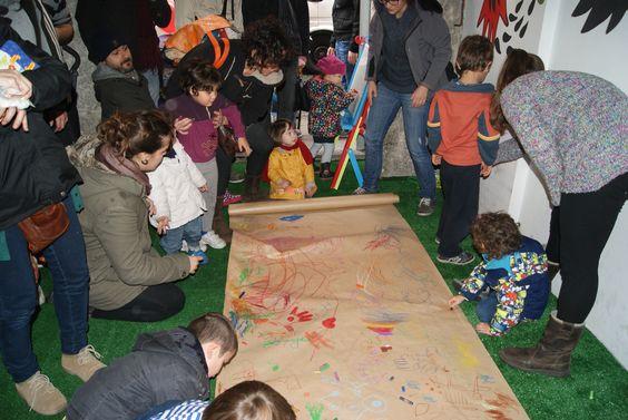 Taller de pintacaras en Malakids con la colaboración del espacio de Espiritu-23