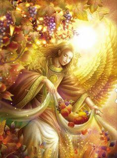 Non solo angeli: ESERCIZIO ANGELICO PER SUPERARE LA PAURA......