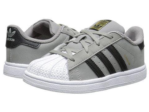 black and white superstar adidas kids