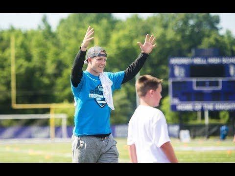 Coach Christian Mccaffrey In The House Youtube Christian Mccaffrey Carolina Panthers Christian
