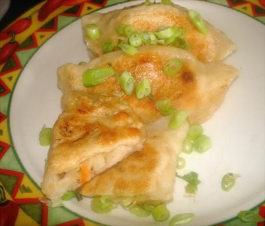 Ukrainian Sweet Cabbage Varenyky Pierogi Dumplings)