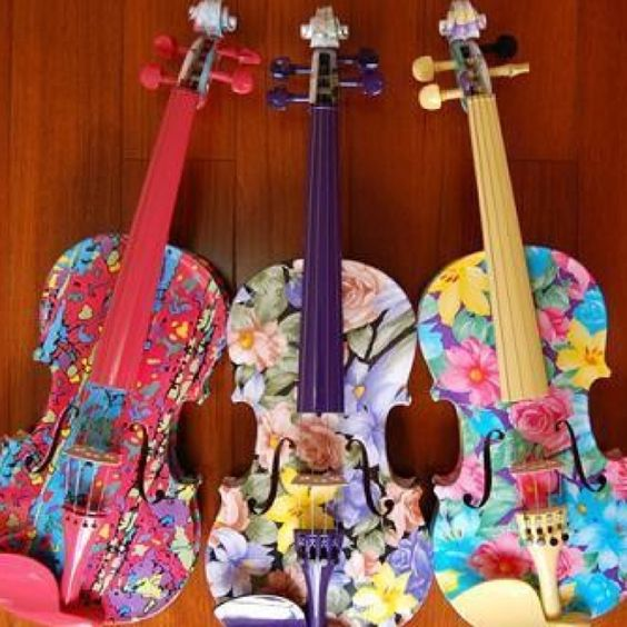 Beautiful Violins This Makes Me Want To Get My Violin