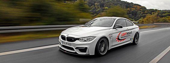 BMW LW M4 Lightweight